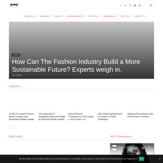 FashNerd - Escalating The Adoption Of Fashion Tech and Wearables
