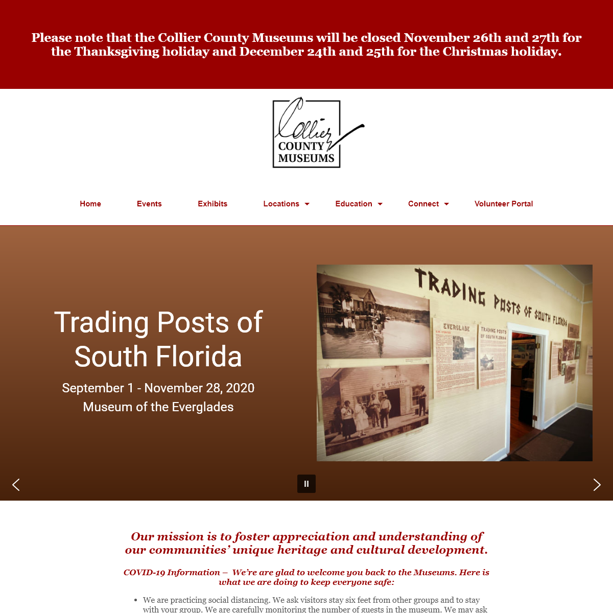 Collier County Museums
