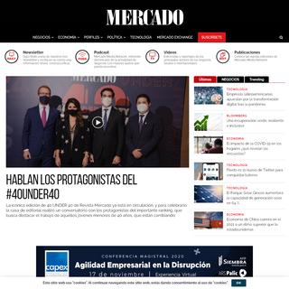 Revista de negocios - Revista Mercado