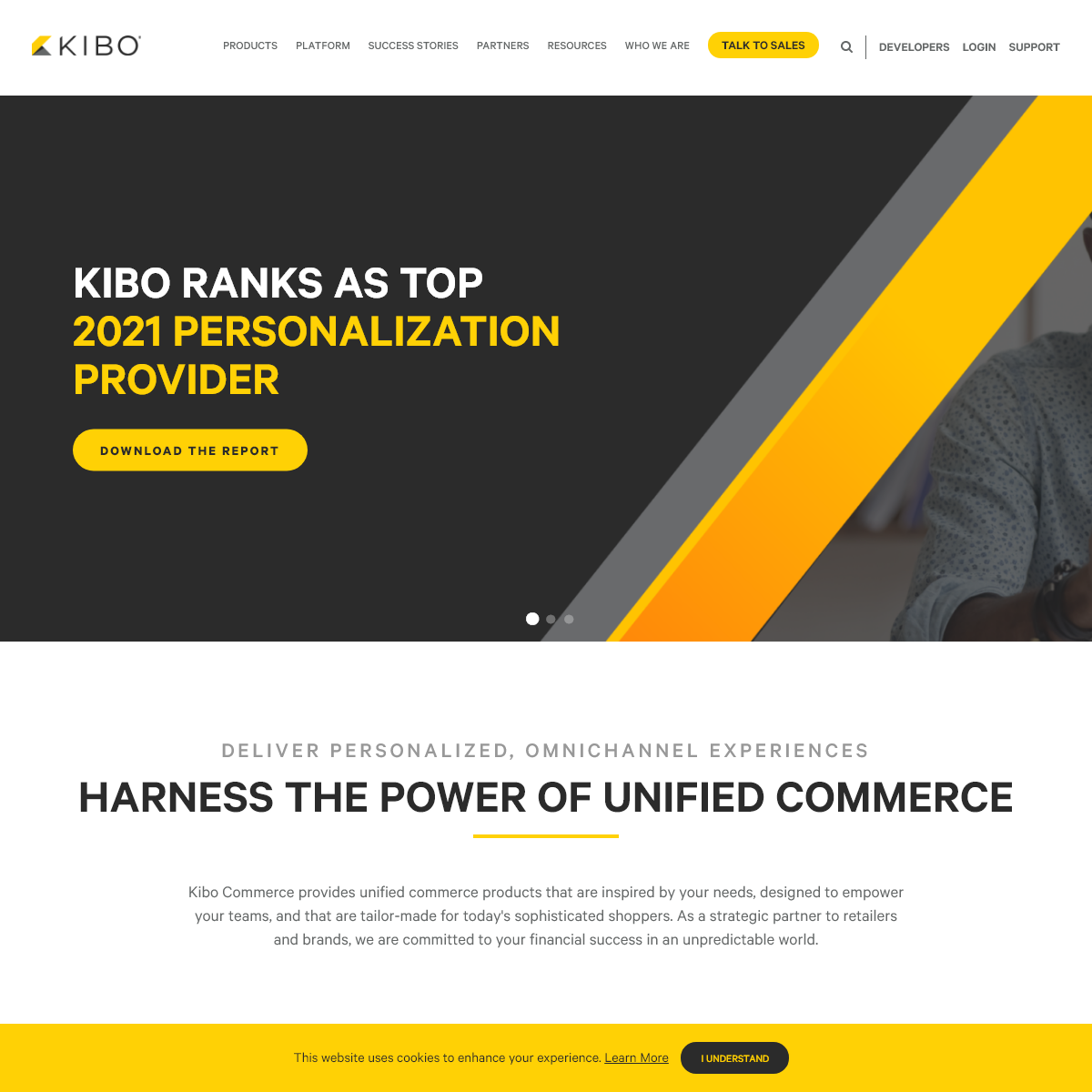 Kibo Commerce - Ecommerce - Order Management - 1-1 Personalization