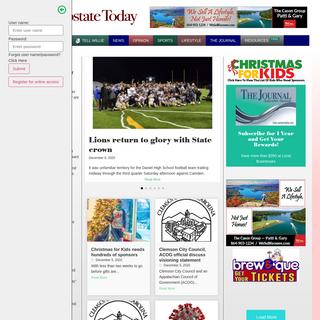 UpstateToday – The Journal