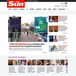 News, sport, celebrities and gossip - The Sun