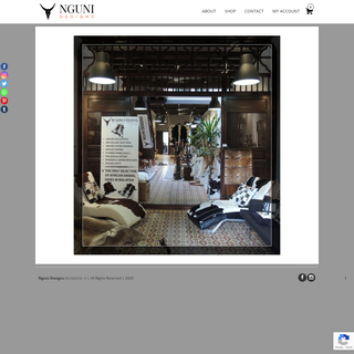Nguni Designs – Online Shop