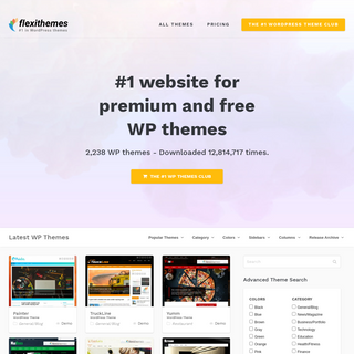 FlexiThemes - #1 WP Themes Club