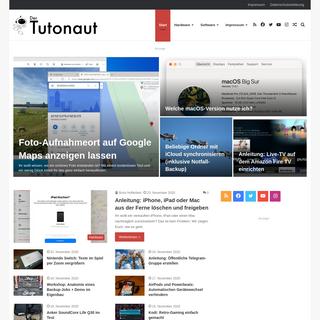 Tipps & Tricks auf Tutonaut - Technik einfach erklärt