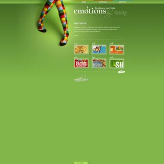-- EMOTIONS by Mike -- freelance portfolio