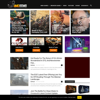 Free MMORPG and MMO Games - MMOBomb