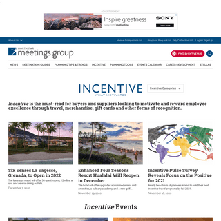 Incentive - Northstar Meetings Group