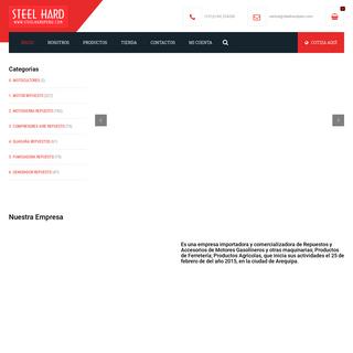 STEELHARD – STEELHARD