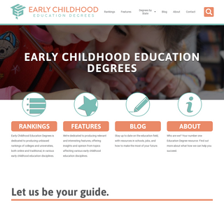 Early Childhood Education Degrees - Early Childhood Education Degrees