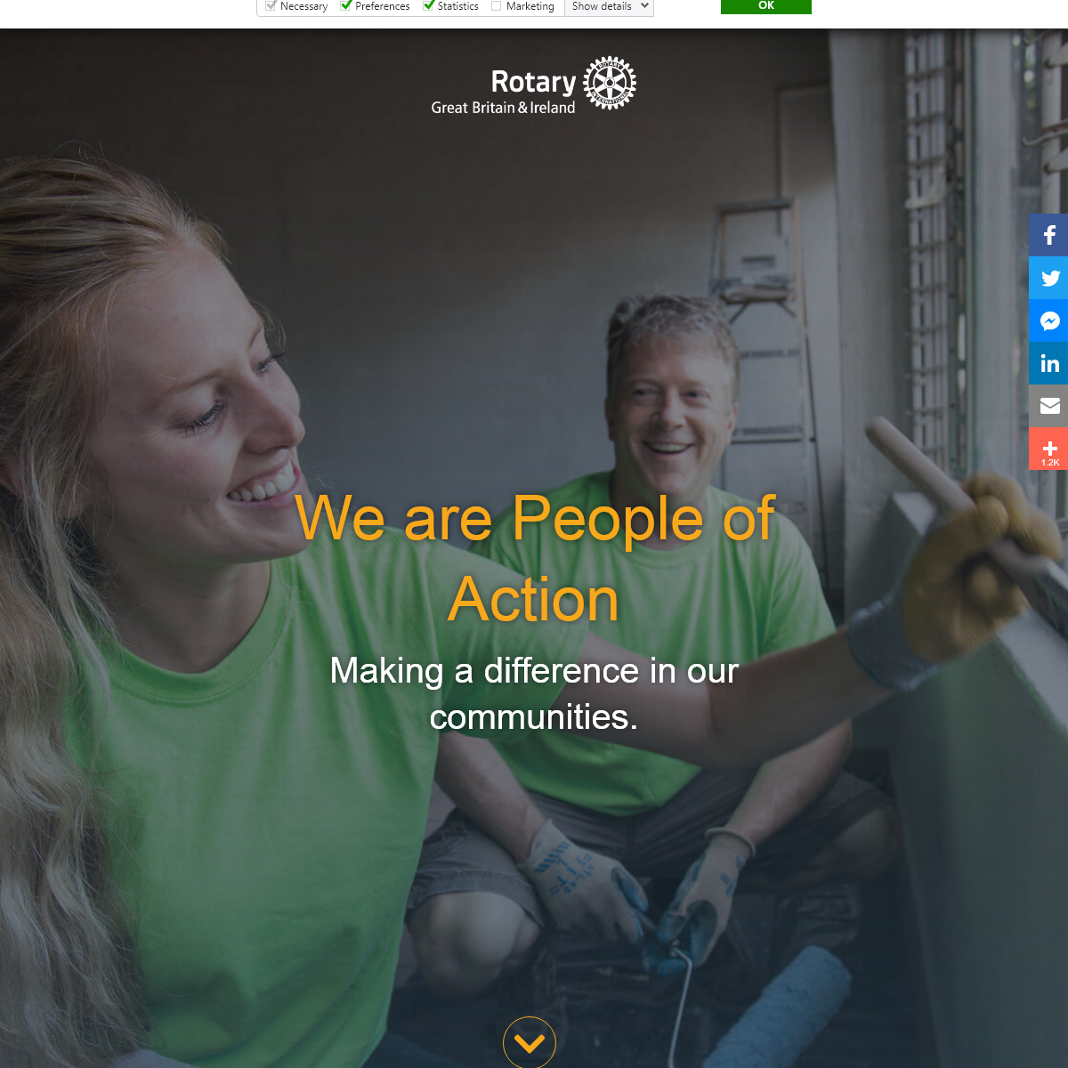 Rotary in Great Britain and Ireland - We are People of Action