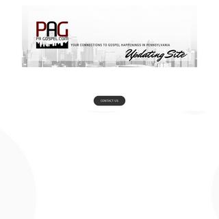 A complete backup of pagospel.com