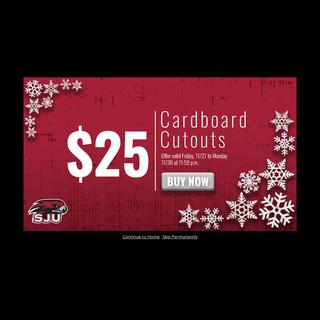 Cardboard Cutouts Black Friday - Saint Joseph`s University - Official Athletics Website