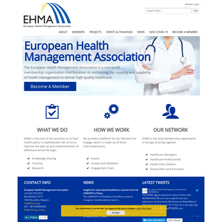 EHMA - European Health Management Association