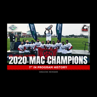 XC MAC Champs - NIU Athletics - Official Athletics Website