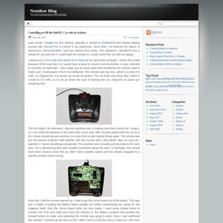 Nemikor Blog