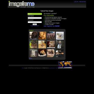 ImageFra.me - Image Hosting & Photo Sharing
