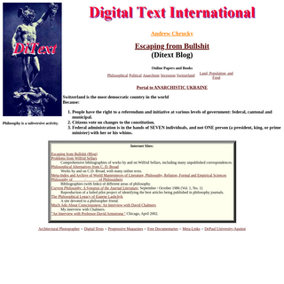 Digital Text International
