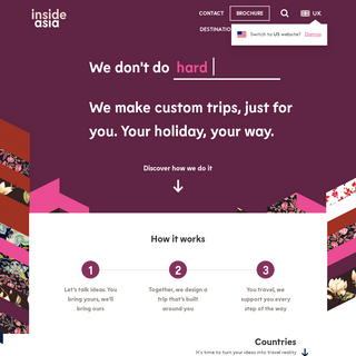 Homepage - InsideAsia Tours