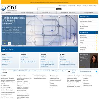 California Digital Library