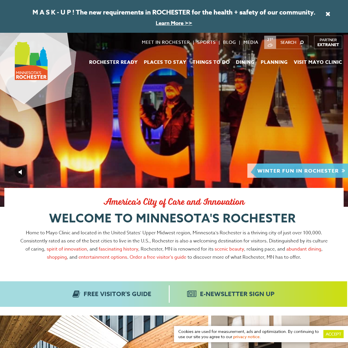 Rochester, MN - Hotels, Things To Do & Restaurants