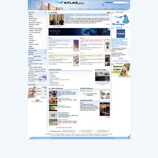 Atlasvista Maroc - Portail Maroc - Actualité Annonces Rencontres Blogs Forums