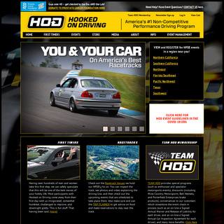 High Performance Driving Schools, Lessons, Driving Experience, HPDE, Professional Driving School