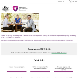 Home - NDIS Quality and Safeguards Commission