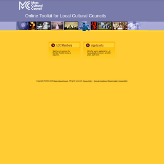 Online Toolkit for Local Cultural Councils