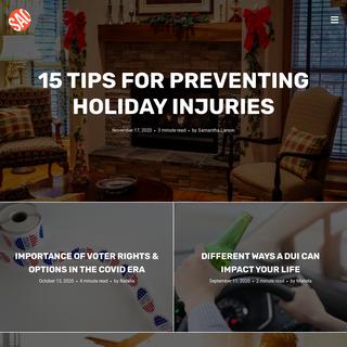 Something About Orange - Safety Blog