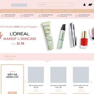 Cosmetic – Mỹ phẩm Hàn Quốc