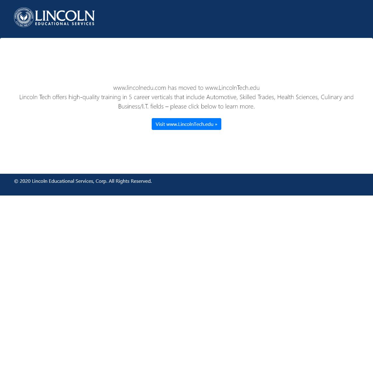 LincolnEdu