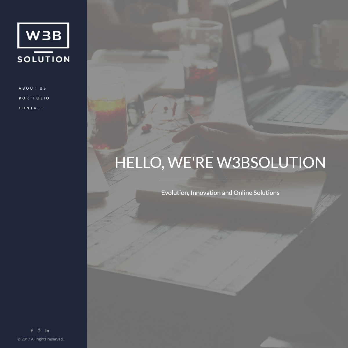 Welcome to W3BSolution - W3BSolution