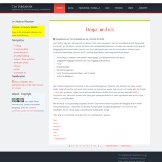 Tim Schlotfeldt - Digitalisierung. Business-Beratung. Projektleitung.