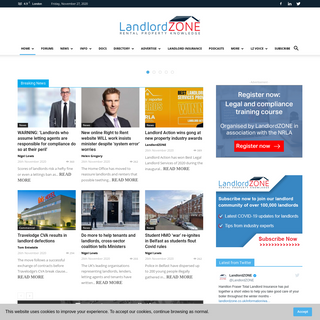 LandlordZONE - Rental, Property, Knowledge for Landlords, Agents & Property Professionals