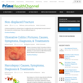 Prime Health Channel - The channel that provides the best solutions for your health problems as well as providing quality health