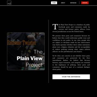 Plain View Project