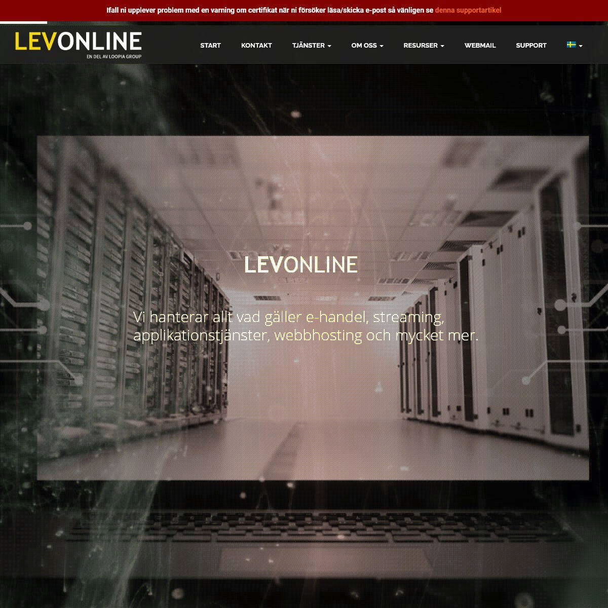 Levonline - Levonline