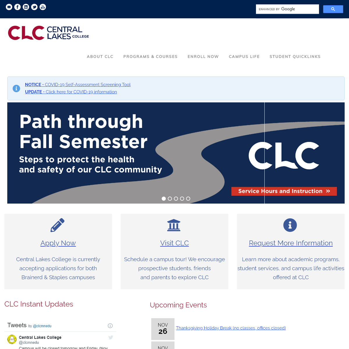 Central Lakes College - Central Lakes College