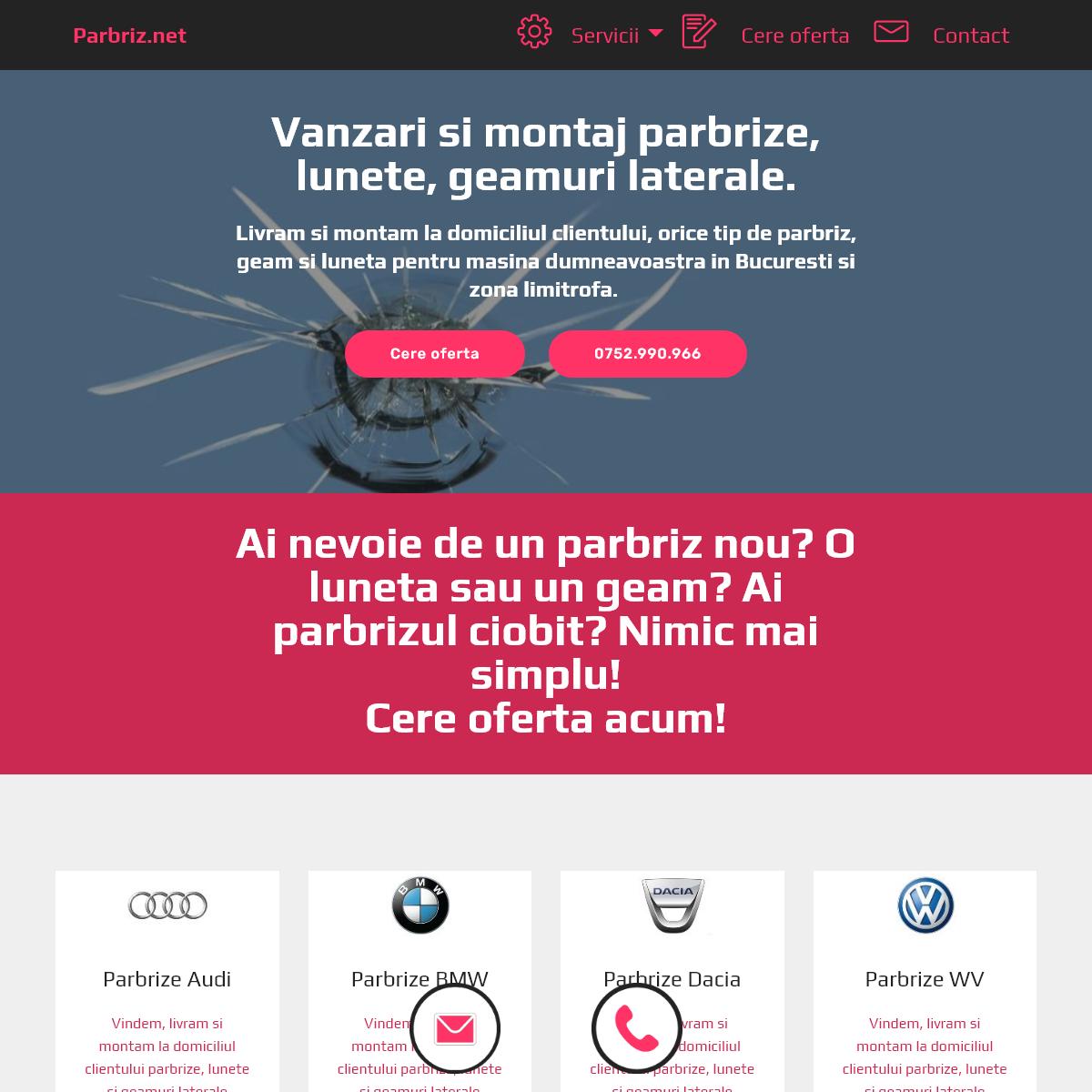 Parbriz.net
