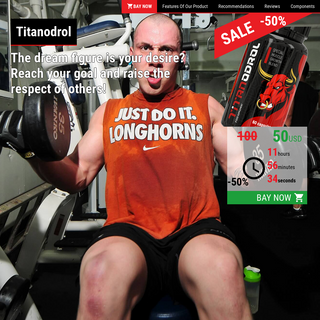 Titanodrol - only today 50 USD - WARNING Promotion (-50-)