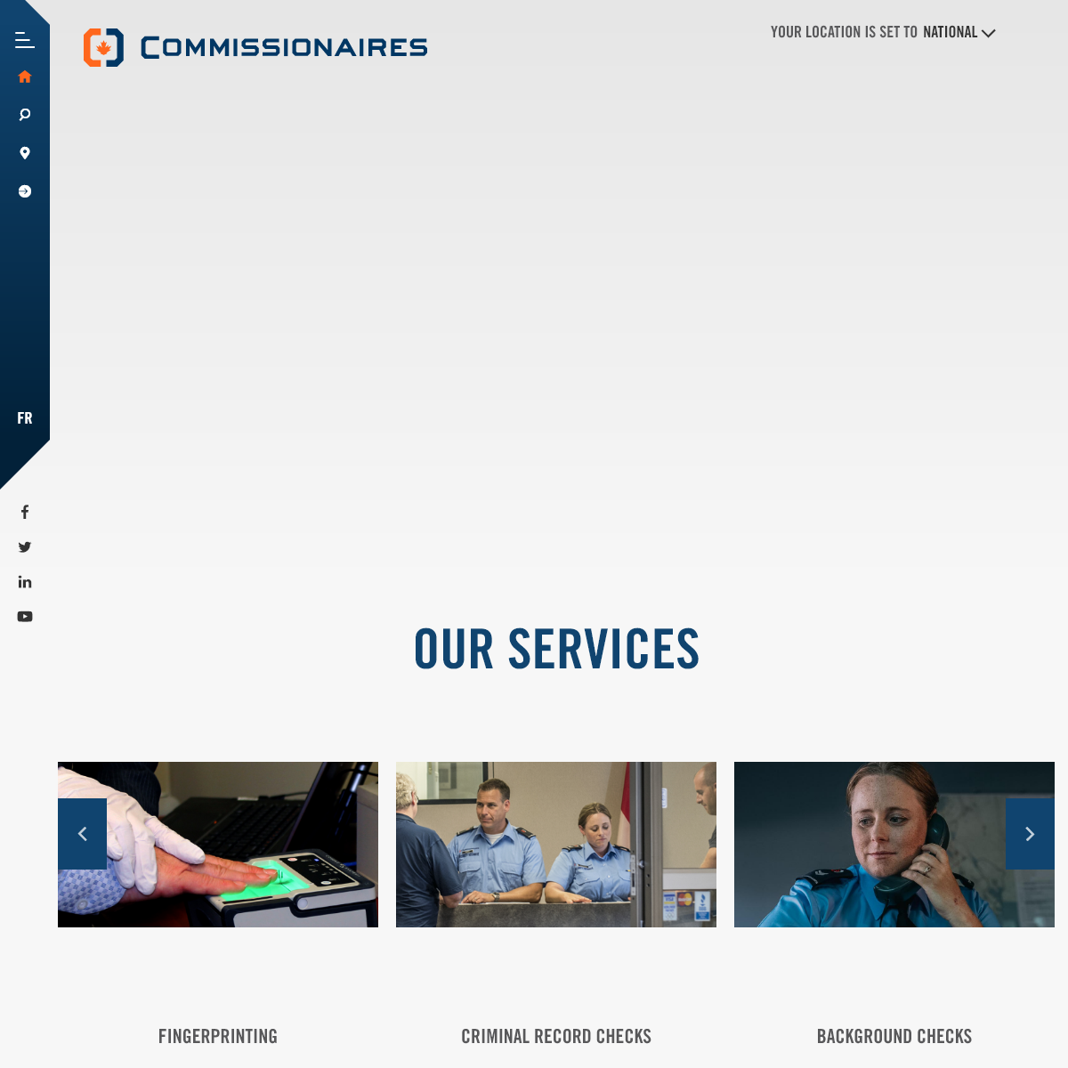 National - Commissionaires
