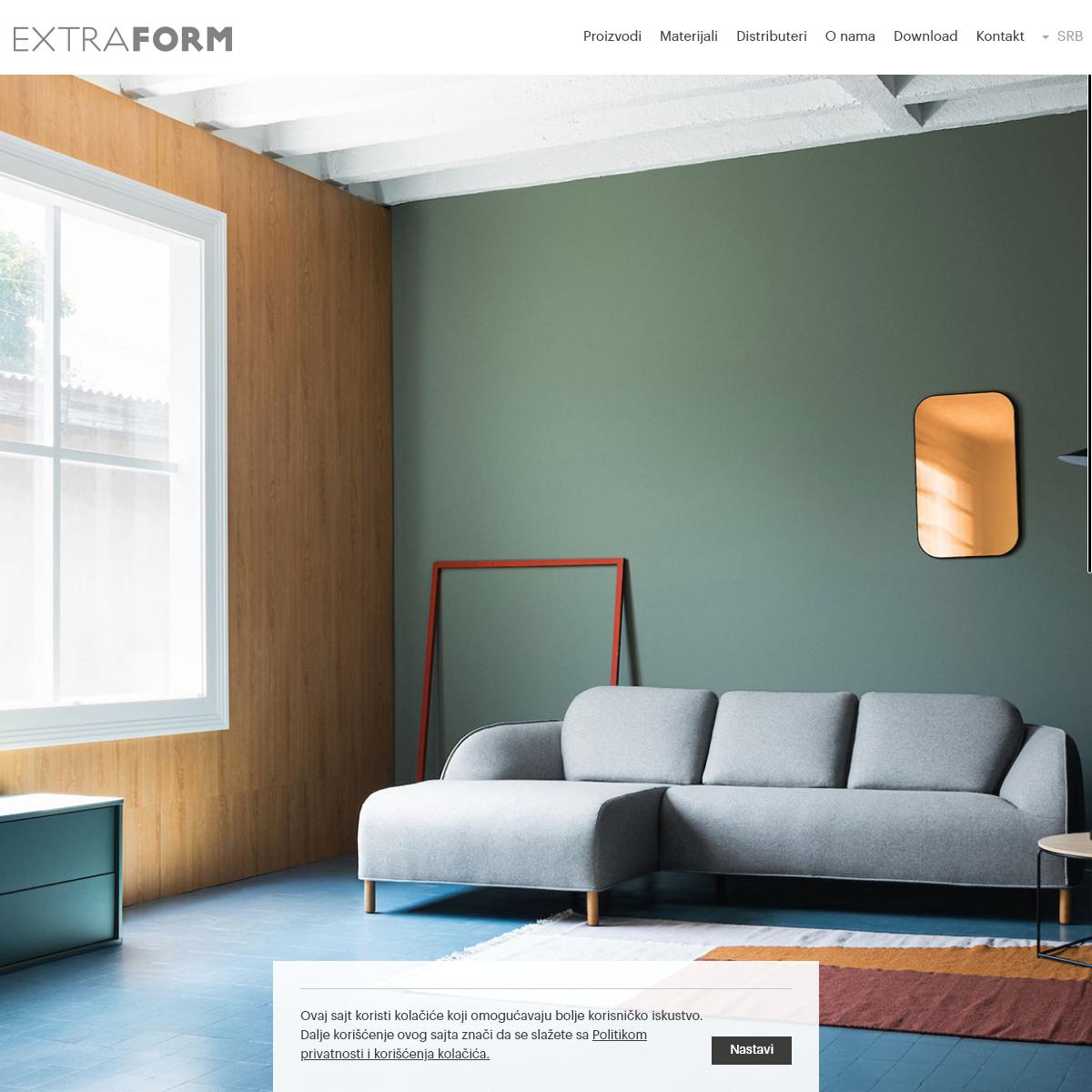 Home - Extraform
