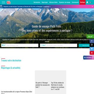 Guides de voyage Petit futé - Guide touristique en ligne