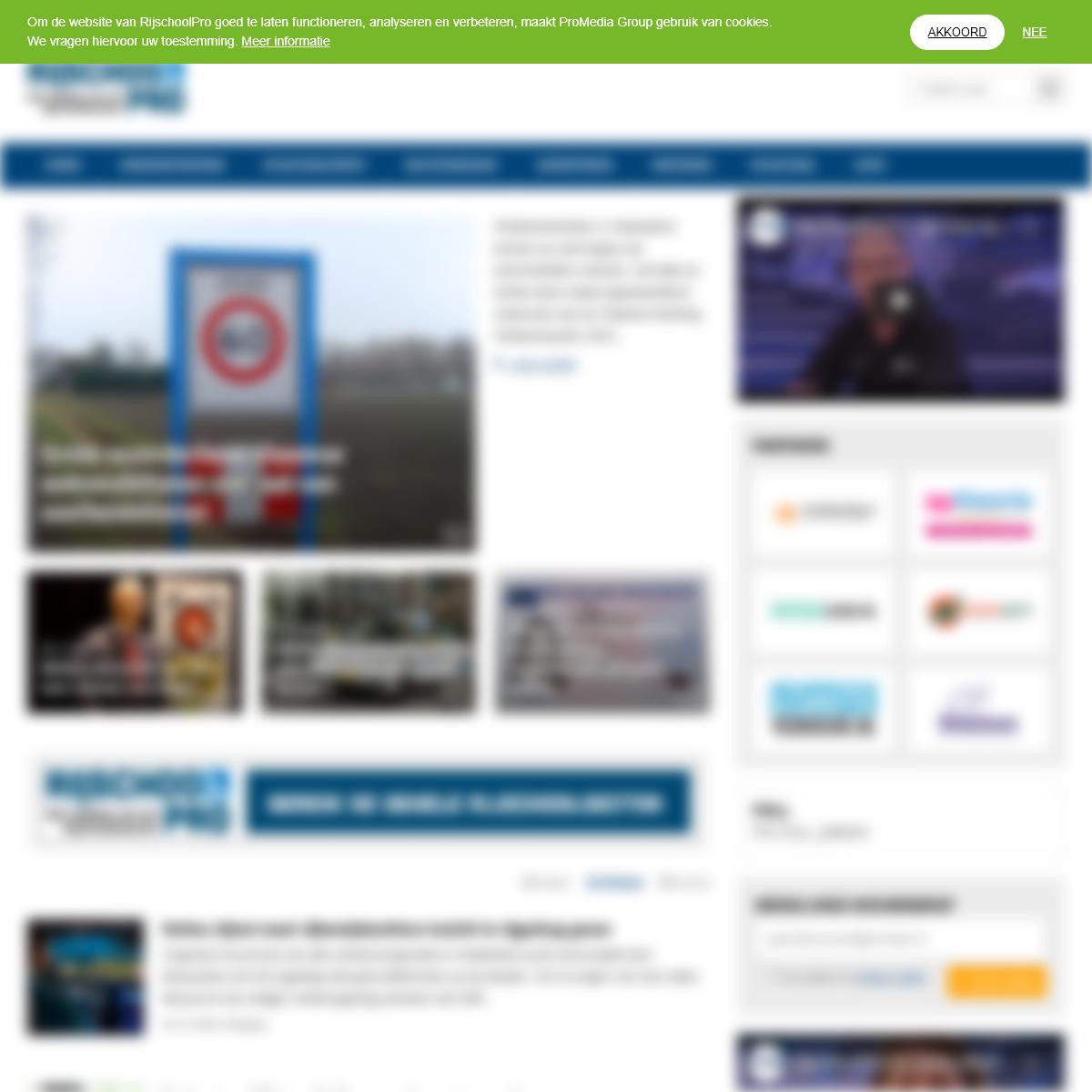 RijschoolPro - Het vakblad voor de rijschoolbranche