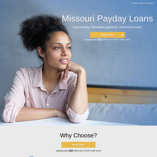 Payday Loans in Missouri - Apply Online Today.