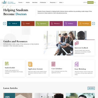 Home - Student Doctor Network