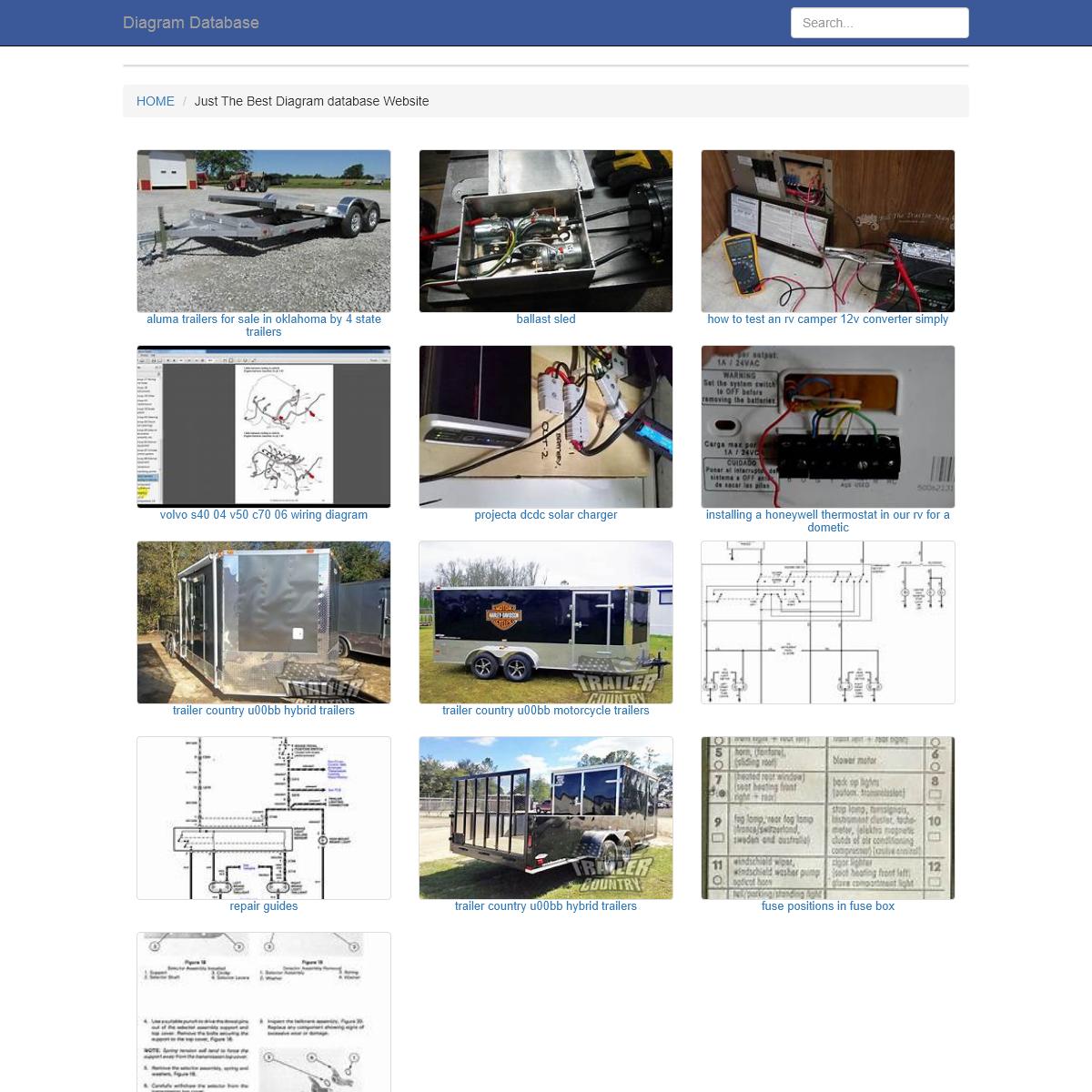 Diagram Database - Just The Best Diagram database Website