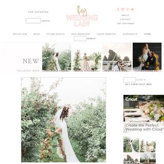Hey Wedding Lady - Creative Wedding Ideas and Event Design
