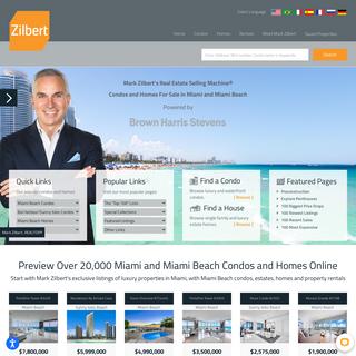 Miami Beach South Beach Real Estate and Condos by Mark Zilbert - Miami`s Million Dollar Realtor